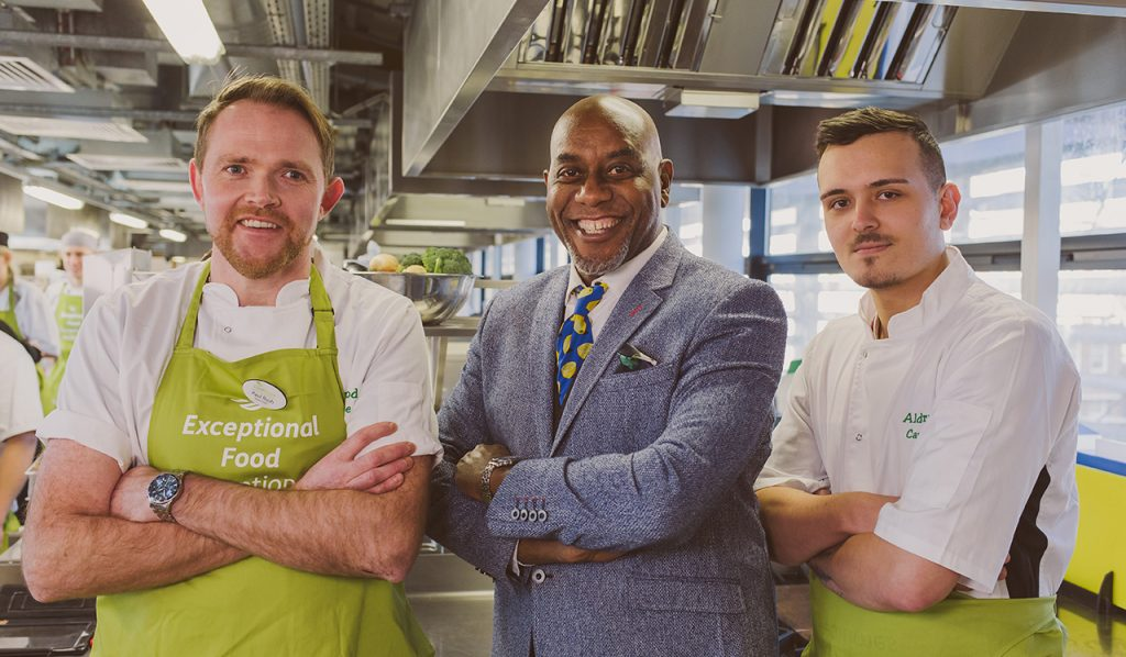 Alderwood with Ainsley Harriott